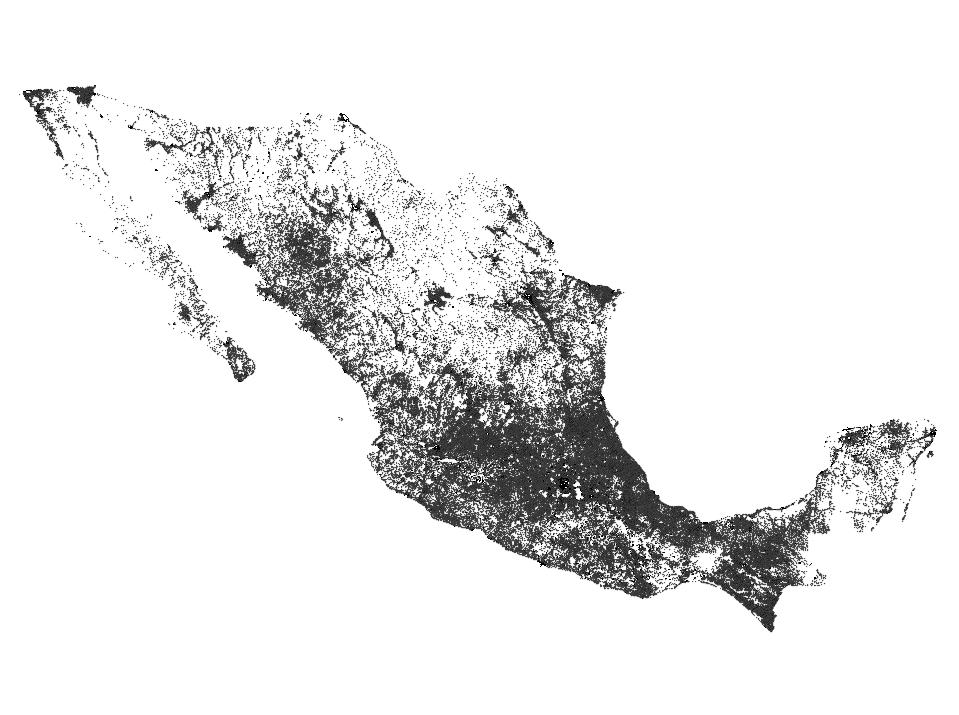 Shapefiles of Mexico (AGEBs, Manzanas, etc)